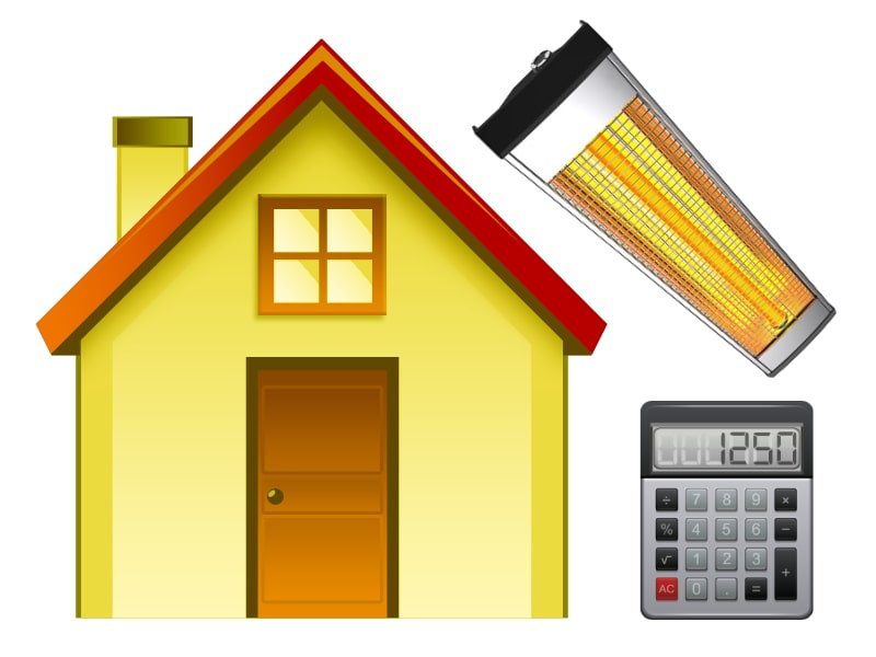 Теплотехнический расчет отопления частного дома