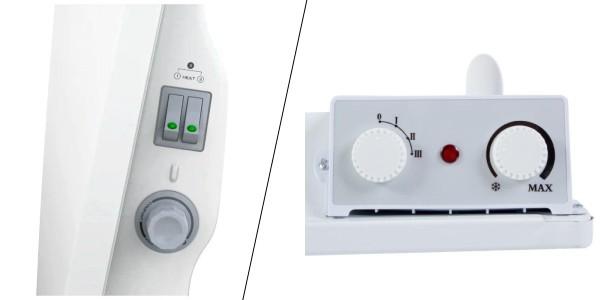 система управления с термостатом