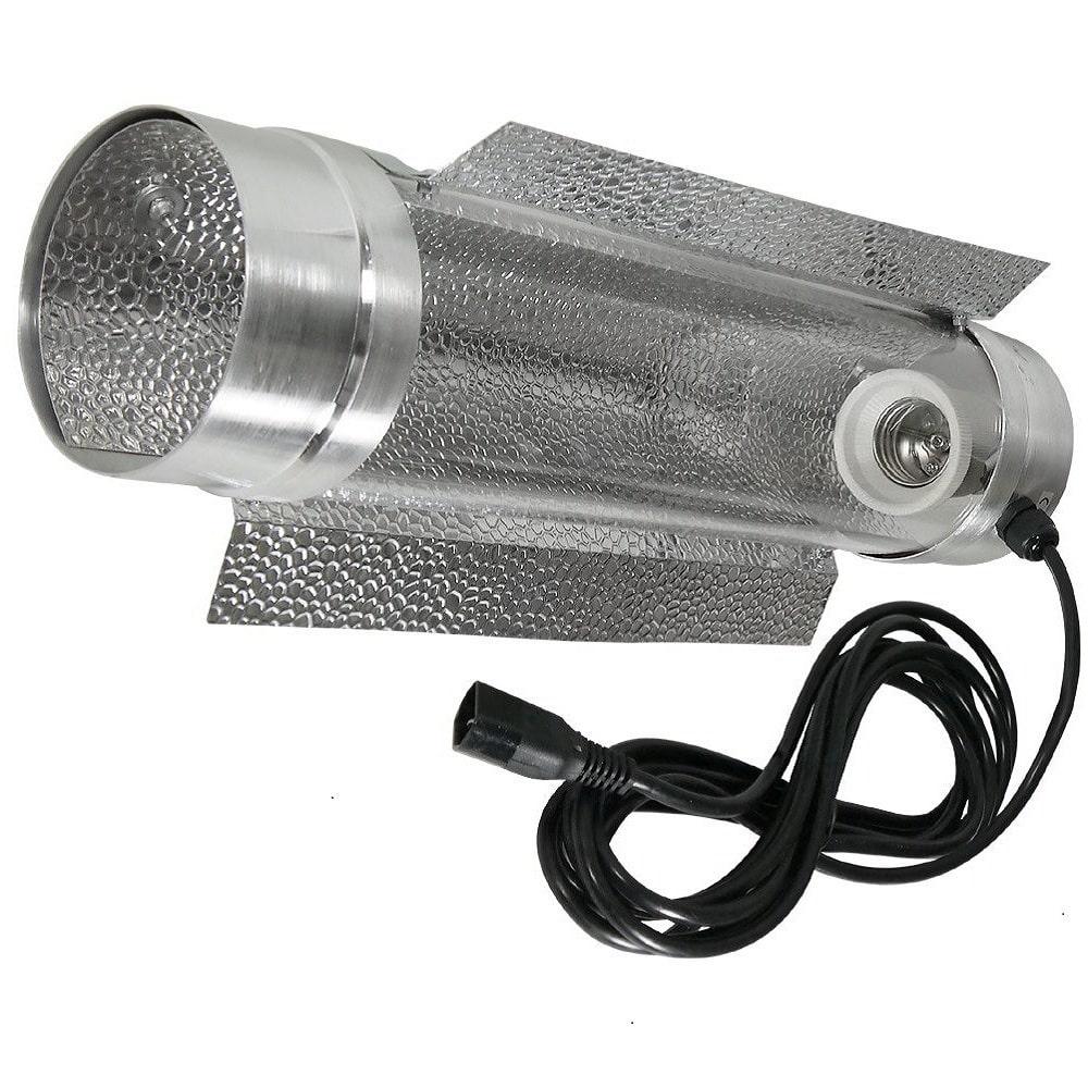 CoolTube с алюминиевыми фланцами и проводом для ИБП