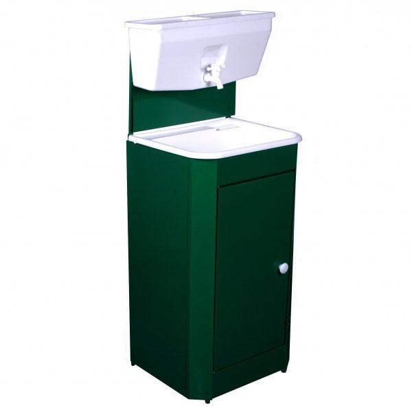 Умывальник дачный Универсал МИНИ, цвет зеленый