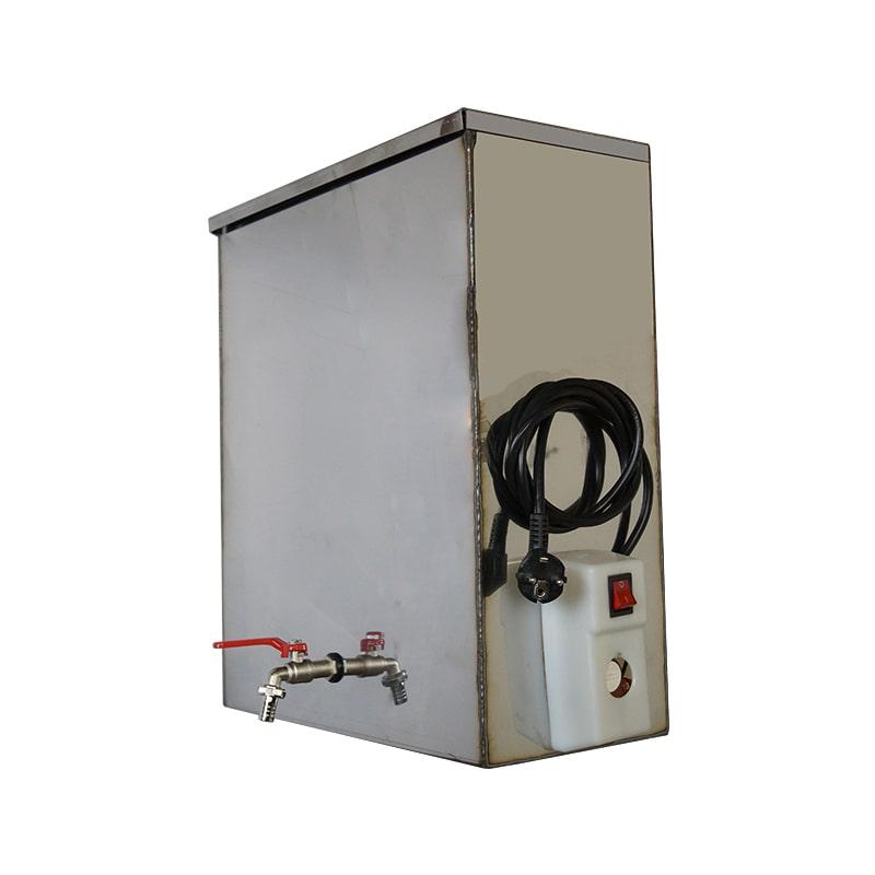 Бак накопительный Успех с подогревом 40 л. 2.0 кВт (500x400x200 мм) с краном