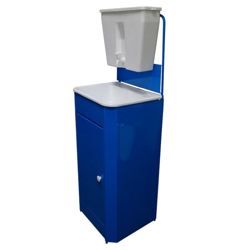 Умывальник дачный Универсал, цвет синий (пластик)