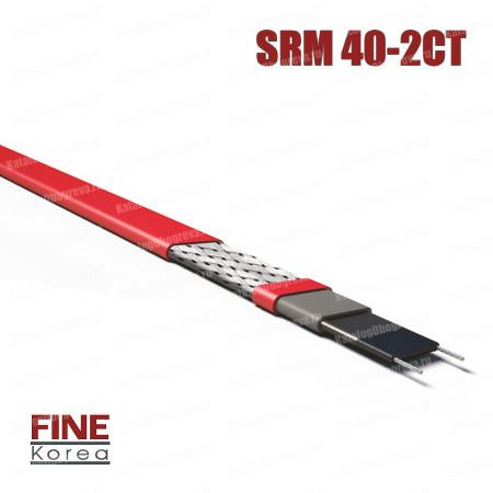 Саморегулирующийся греющий кабель SRM 40-2CT, 40 Вт/м)