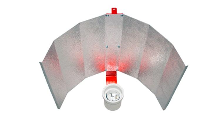 Рефлектор для ламп ДНАТ параболический