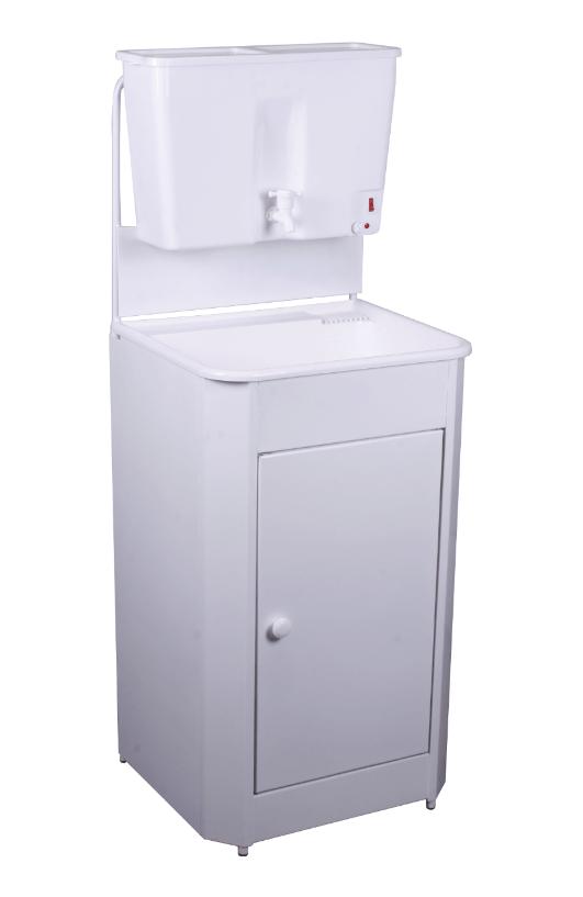 Умывальник дачный Универсал, цвет белый (пластик)