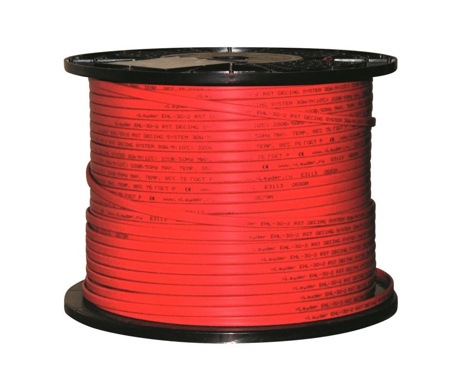 Саморегулирующий греющий кабель xLayder-EHL16-2AR  RST, 16 Вт/п.м