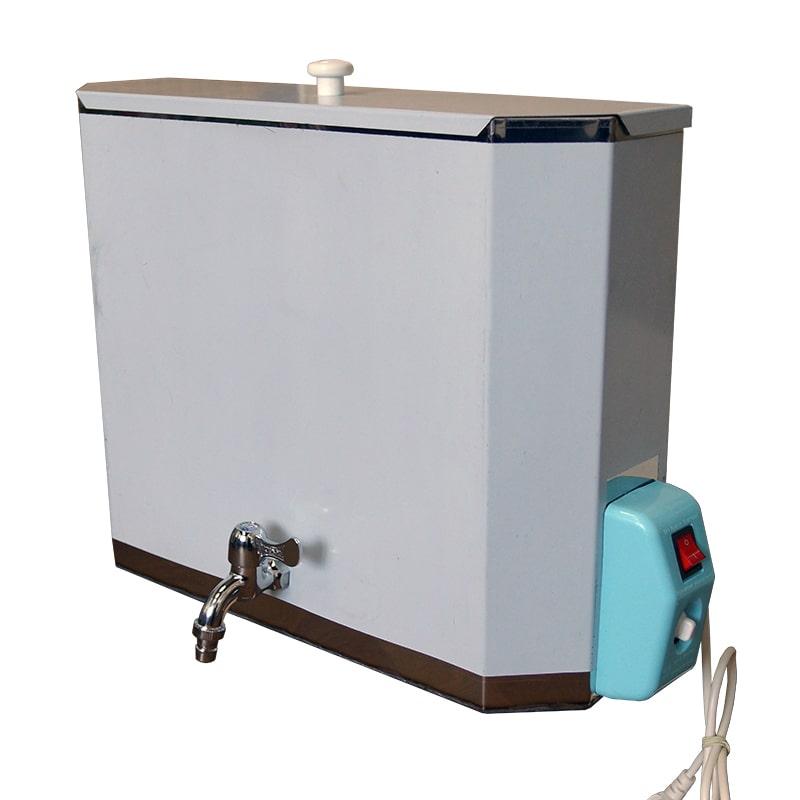 Водонагреватель Успех 21 л, 1.2 кВт [фикс. нагрев 45 ℃] 370х400х140 мм,