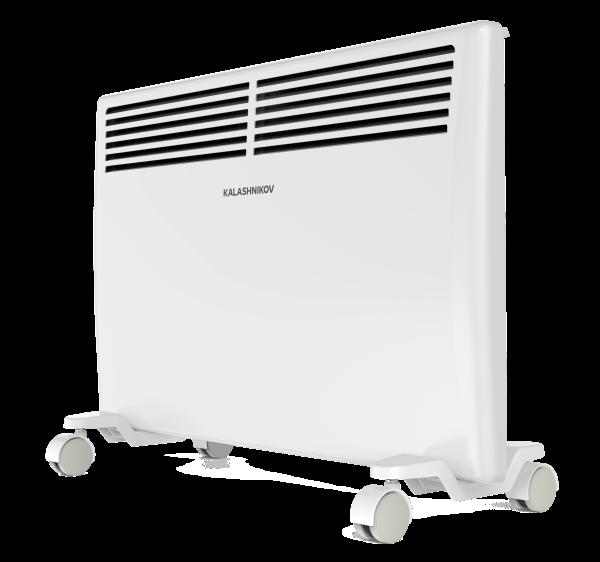 Электрический конвектор KALASHNIKOV KVCH-E10E-11 электронный термостат
