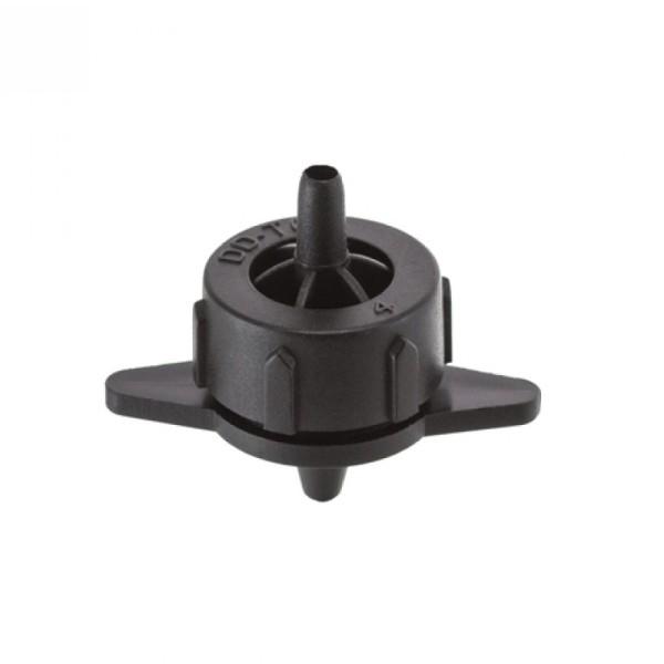 Капельница компенсированная PCT0104, черная (4 л/ч)
