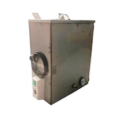 Бак Успех с подогревом 40 л, 2.0 кВт [фикс. нагрев 60 ℃] 500x400x200 мм, с термометром и уровнем