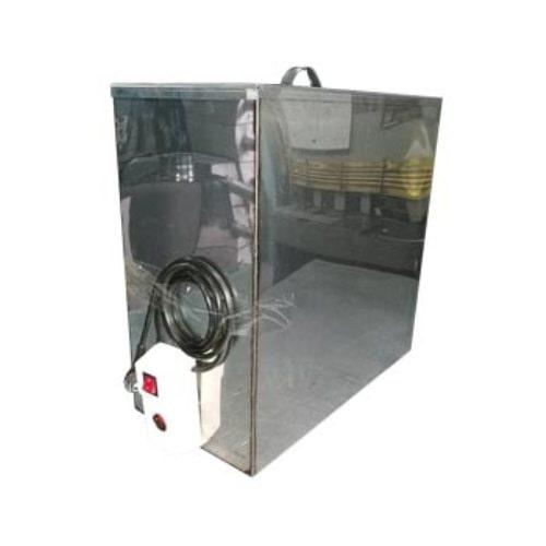 Бак Успех с подогревом 70 л, 2.0 кВт [фикс. нагрев 60 ℃] 500х550х250 мм, с краном