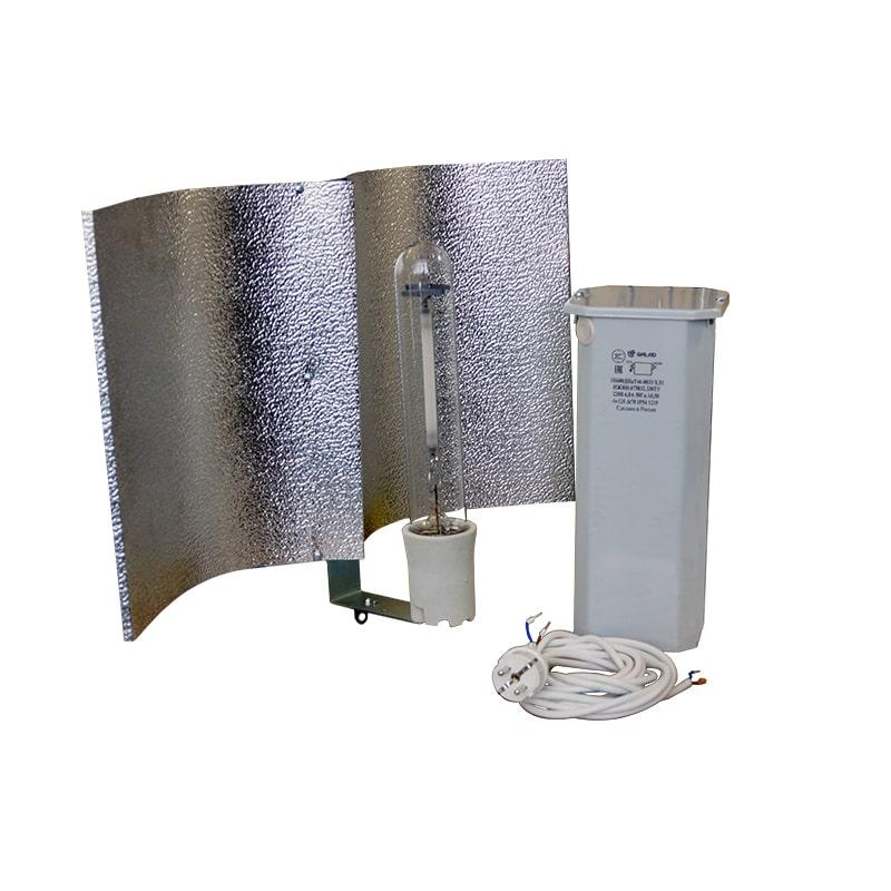 Комплект ДНаТ 600 Вт с лампой и отражателем