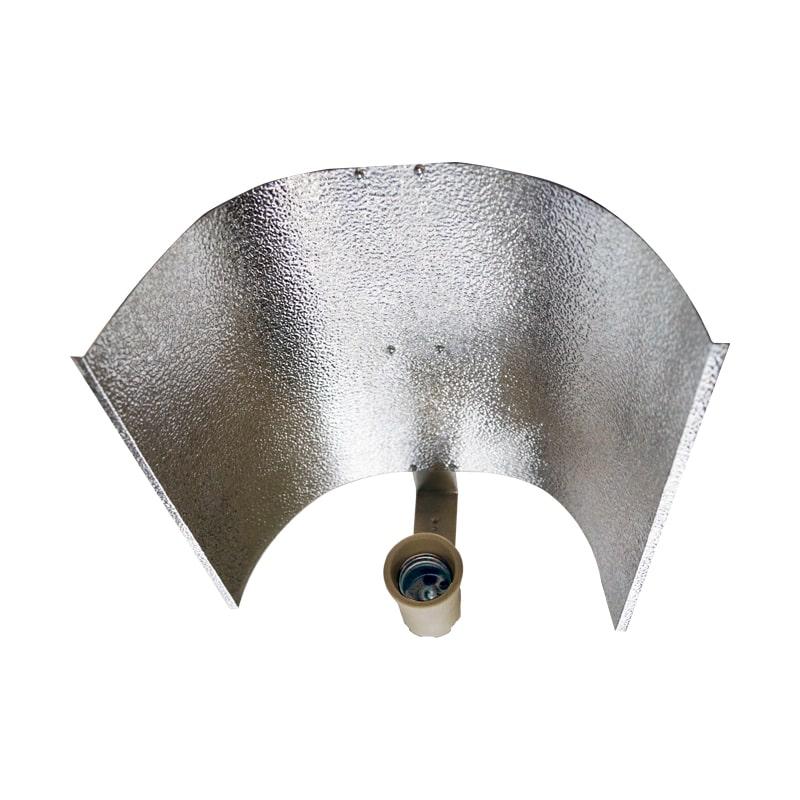 Рефлектор для ламп ДНАТ - Парабола (покрытие цинк)