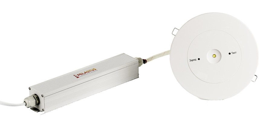 Светильник аварийный точечный PL CL 1.1