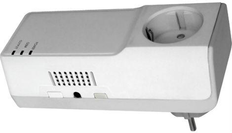 """GSM розетка """"ReVizor R2"""" для контроля температуры в помещении и управления электроприборами"""