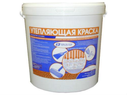 Жидкая теплоизоляция ТЕПЛОС-ТОП
