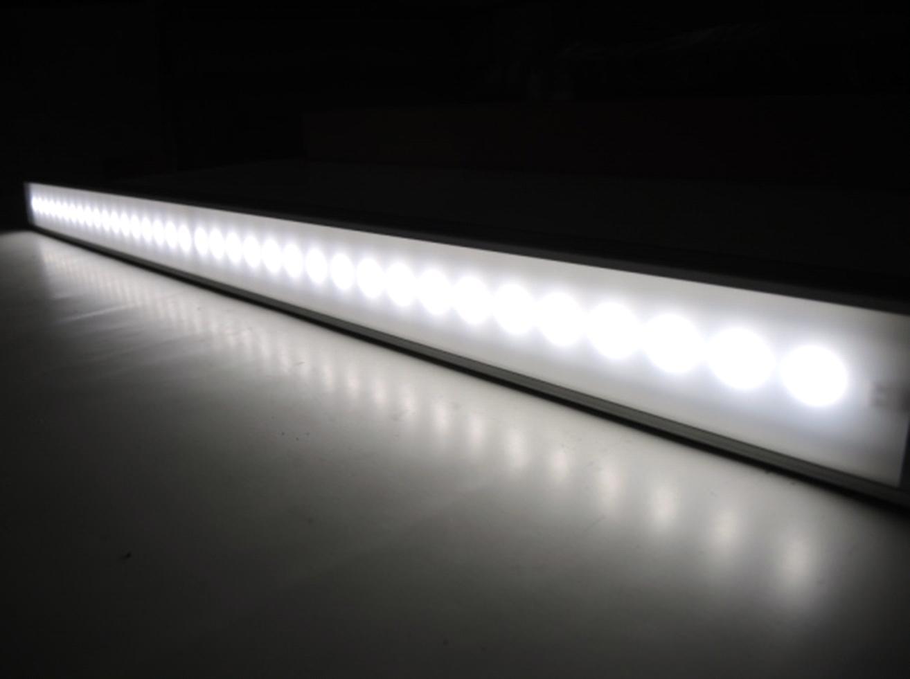 Торговый светодиодный светильник - Спектр Торг 12