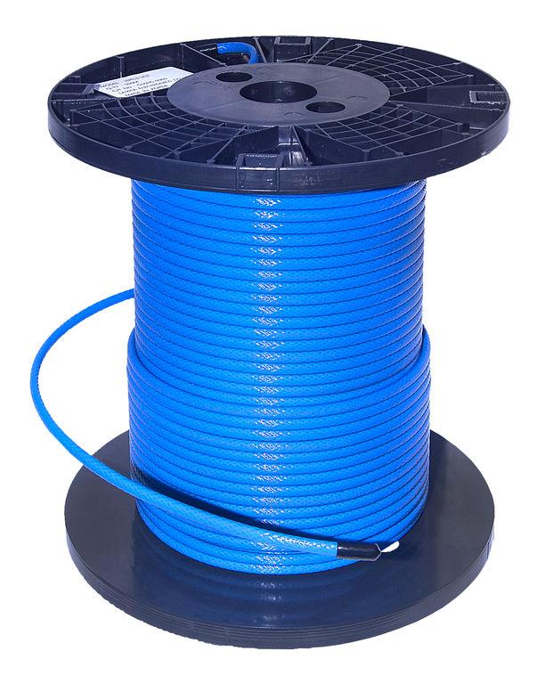 Греющий кабель внутрь трубы с питьевой водой