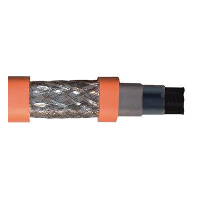 Саморегулирующийся греющий кабель SM-2CR, 80 Вт/м ( защита ступенек )