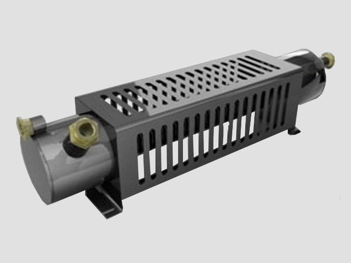 Взрывозащищенный обогреватель ОВЭ-4 1,0 кВт