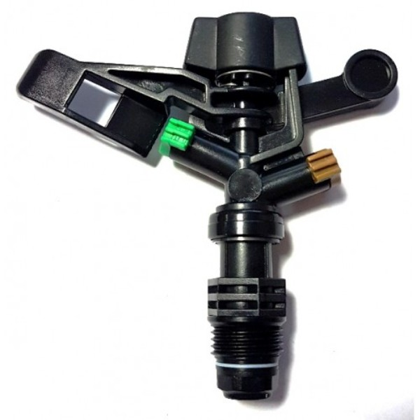 Спринклер импульсный RS5022-5 зеленый (0,68 м3/ч)
