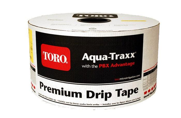Капельная лента эмиттерная Aqua-Traxx (шаг 10; 1,14 л/ч)