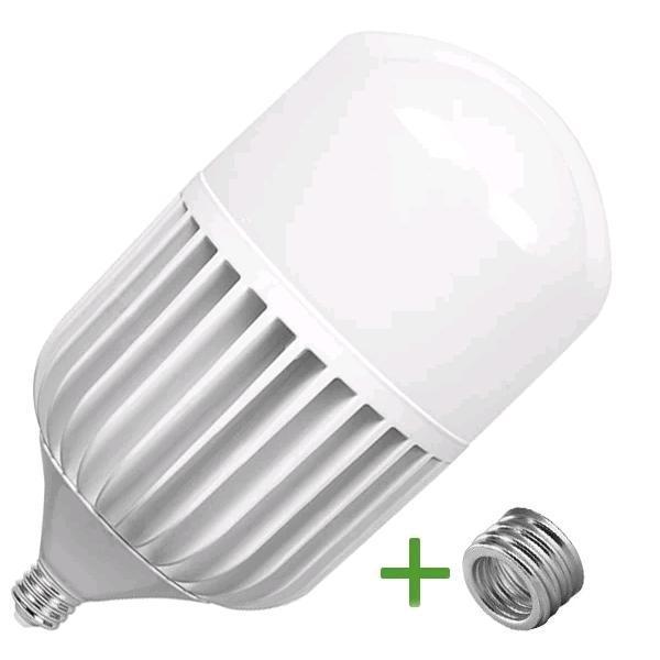 Лампа светодиодная LED 100Вт Е40/E27 FERON