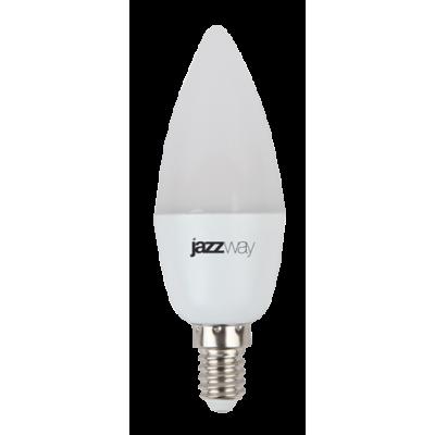 Лампа светодиодная LED 5вт 220в Е14 свеча