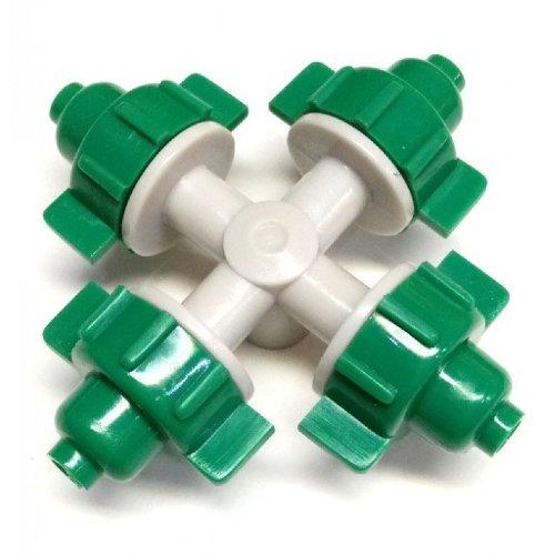 Туманообразователь 4 сопла, 26,0 л/ч (зеленый)