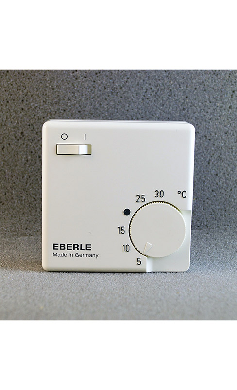 Терморегулятор Eberle 3563, 16А