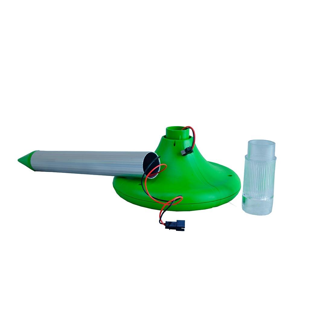 Универсальный отпугиватель СКАТ 49 на солнечной батарее