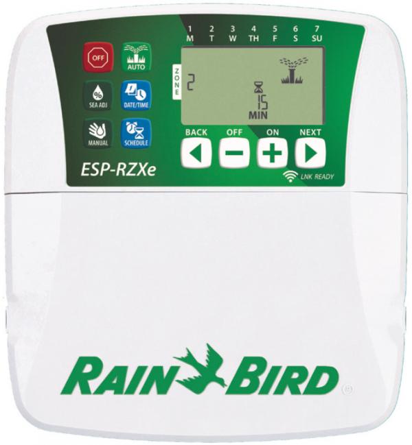 Контроллер Rain Bird ESP-RZX-4, 4 зоны, внутренний