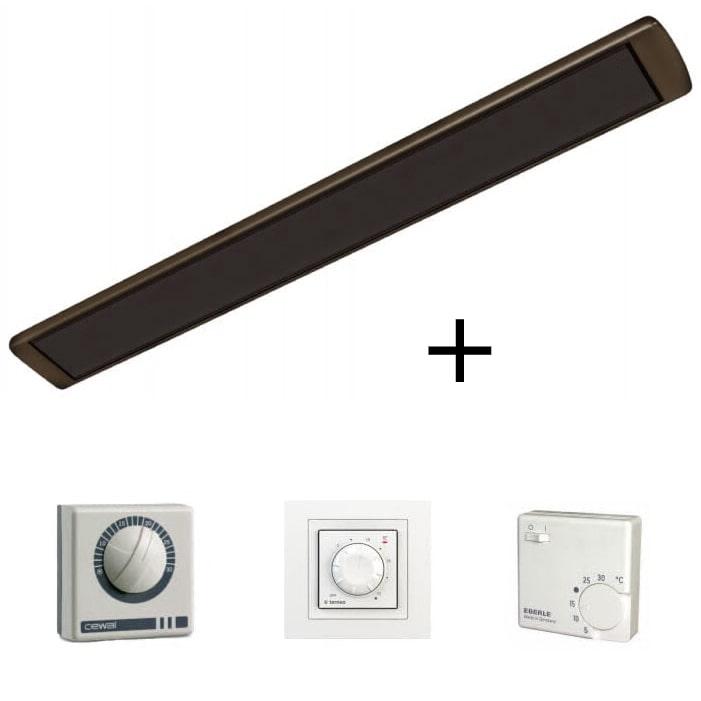 Алмак ИК 16 c терморегулятором