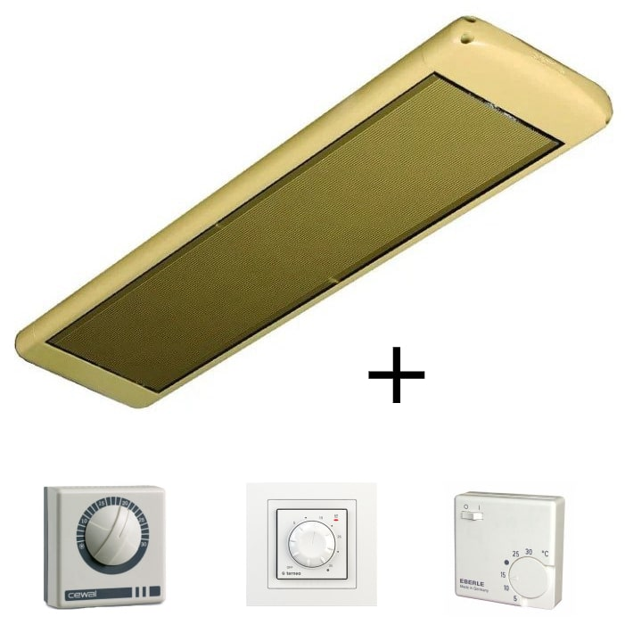 Алмак ИК 8 c терморегулятором