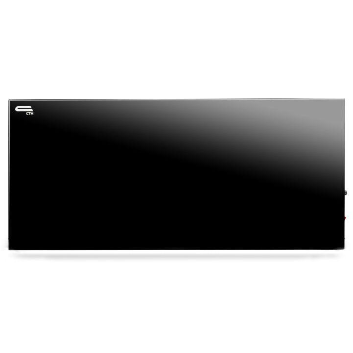 Нагревательная панель СТН черная 700 Вт с терморегулятором