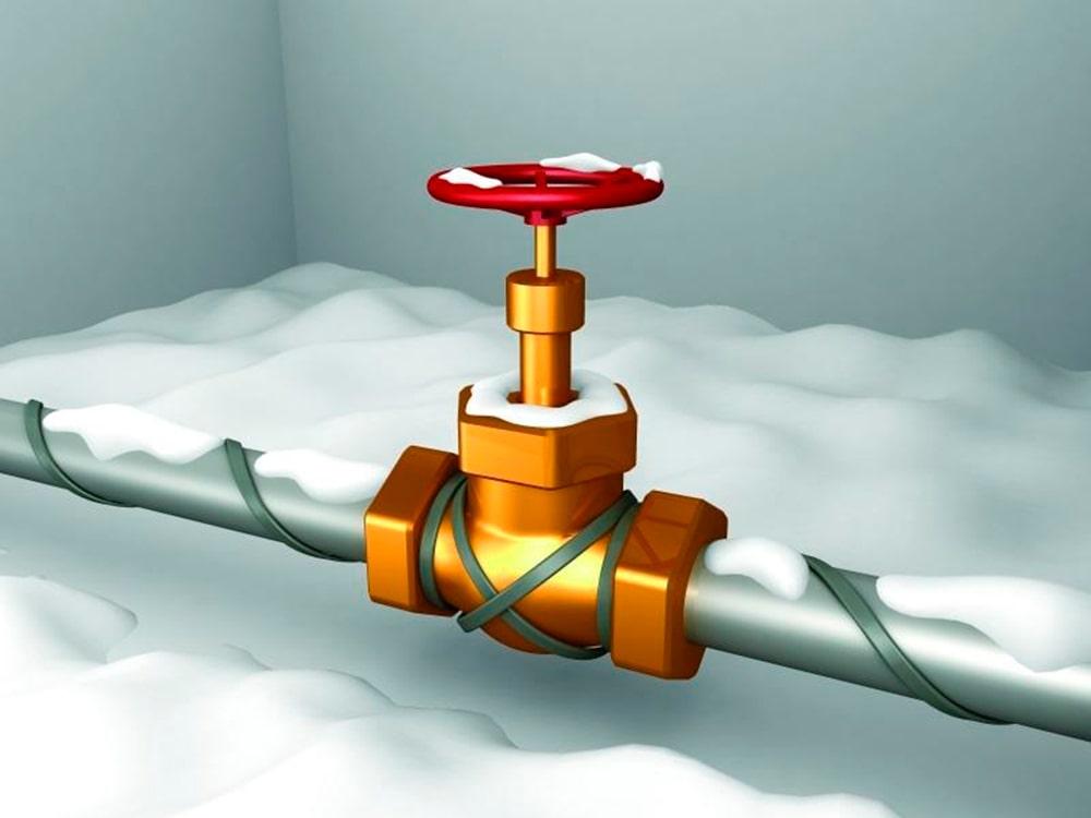 Греющийся провод SRF 10-2CR, 10 Вт/м (Экранированный, для защиты трубопроводов от обмерзания)