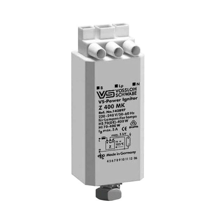 Импульсное зажигающее устройство ИЗУ 35-400 Вт Z400 VS-Power
