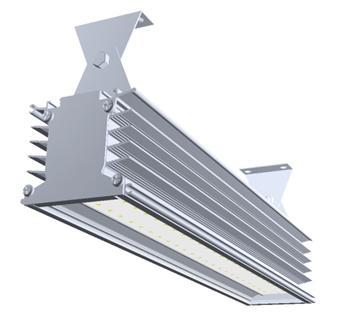 Светодиодный светильник Алюсиб Пром 50